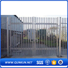 Cheap Hot Dipped Galvanized Steel Palisade Fencing\Antique Wrought Iron Hoop & Spear Fence