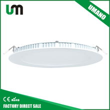 Excellent heat dissipation flat panel 18w recessed led downlight factory direct