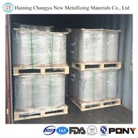 Haining Changyu Metallized Aluminum Pet Film With Low price