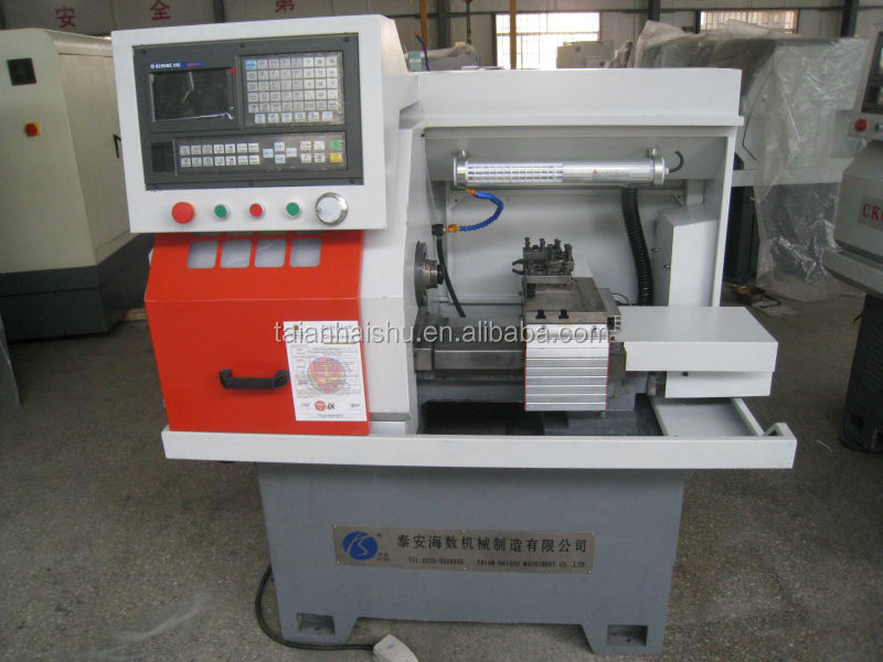 CK0625A new multi-purpose cheap mini cnc lathe machine tool for sale