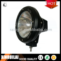 7inch hid driving light, 35W or 55W hid headlight RGD4014 hid driving light