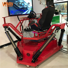 9D VR Driving Simulator Racing For Sale Popular In Game Center
