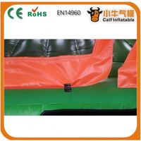 Most popular attractive style inflatable combo/inflatable castle wholesale