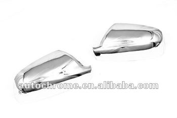 Chrome Side Mirror Cover for Peugeot 407