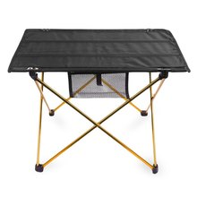 Portable outdoor furniture folding table for camping picnic