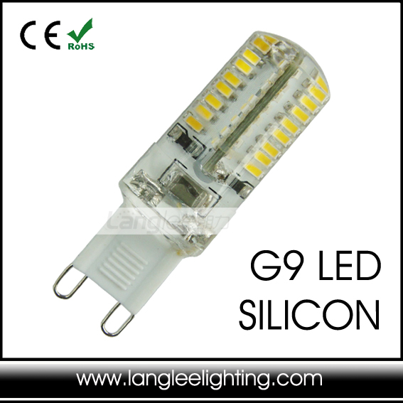 G9 Capsule Silicone LED Light Bulb