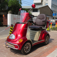 2016 new design 4 wheels electric scooters for the elder