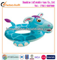 reluxe comfortable pvc inflatable air swim ring with good quality