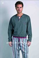 Mens knitted pajamas