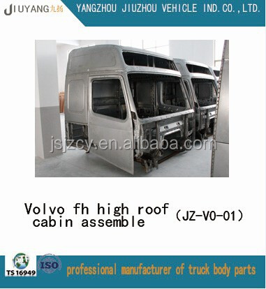 Used VOLVO trucks body for sale