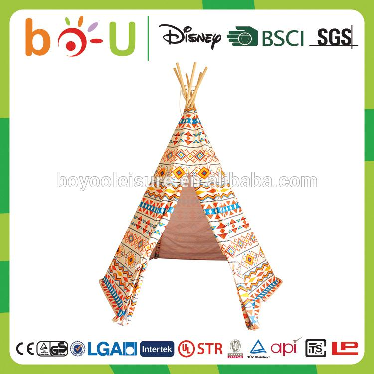 super quality oem high quality contemporary kids bed indian play tent