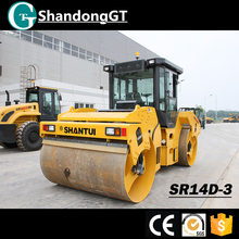 Diesel or gasoline engine Construction Machinery used road roller price