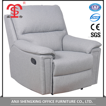 China manufacture classical design living room modern recliner sofa