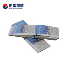 good design electronic ticket magnetic stripe ticket for queue ticket printer