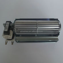 Cross flow fan motor