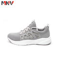 Mid cut confortable running sneakers simple man shoes