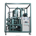 ZYD vacuum transformer oil degassing filtration unit waste oil separator