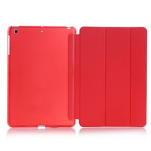 Ultra Slim Smart Cover PU Leather Case Stand for ipad mini case