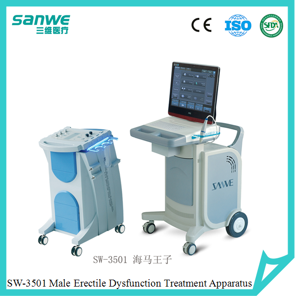 Urology equipment for Sexual Erectile Dysfunction diagnosis and treatment machine