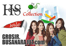 Grosir Busana Rajut HS Collection