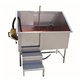 durable dog bathing tub grooming stainless steel bathtub for dogs,freestanding bath tub, pet tub