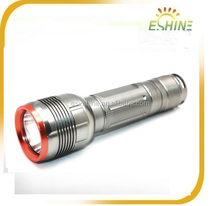 Super Bright LED Police Brand Hotel Long Distance Flashlight