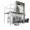 Packing machine Photato chips nut packaging machine