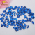 Machine Cut Pear Shape Synthetic 113# Blue Spinel Stone