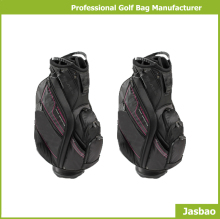 Custom Made Canvas Travel Golf Cart Bag