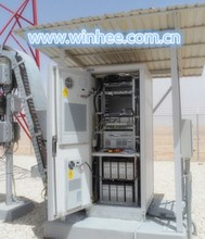 Outdoor Cabinet Air Conditioner for Telecom Shelter