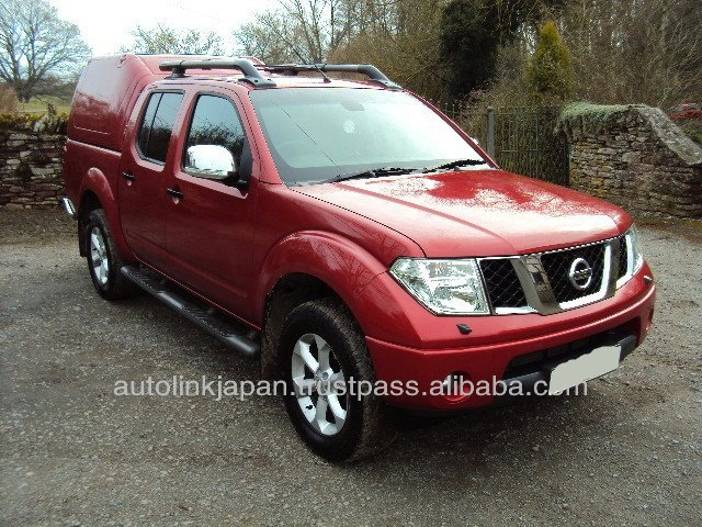 2007-Nissan Navara DOUBLE CAB PICK UP OUTLAW 2.5DCI 169 4WD 4dr-20562SL