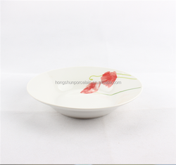 "7""8""9"" archaistic blue white chinese ceramic soup plate, for tableware, dinnerware,daily use"
