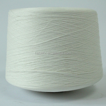For Seamless,Pantyhose Polyester Covered Yarn Cotton Roving Yarn For Knitting Ne32/2 combed