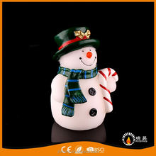 Hot promotion OEM quality exquisite led candle light christmas decorations