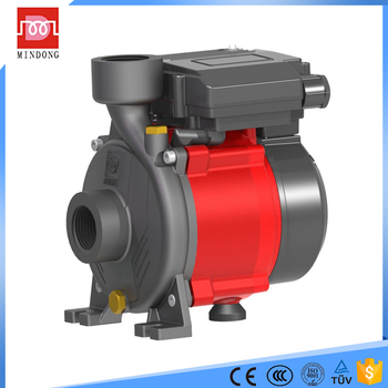 Mingdong customized intelligent 1hp electric water pump motor price
