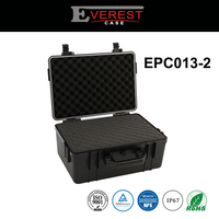Everest Custom Music Instrument Flight Case Plastic Equipment Storage Box