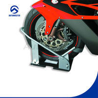 Motorcycle Work Side Stand For Front Wheel