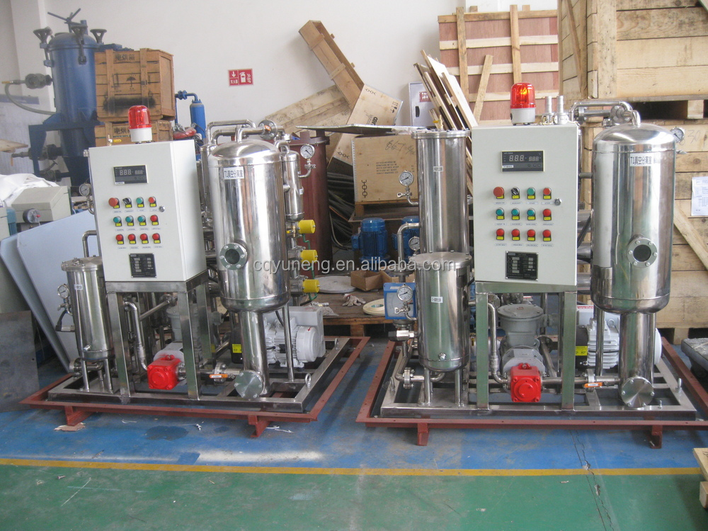 KYJ Series EH Oil Fire Resistant Oil Filtration and Purification Machine for Power Plant
