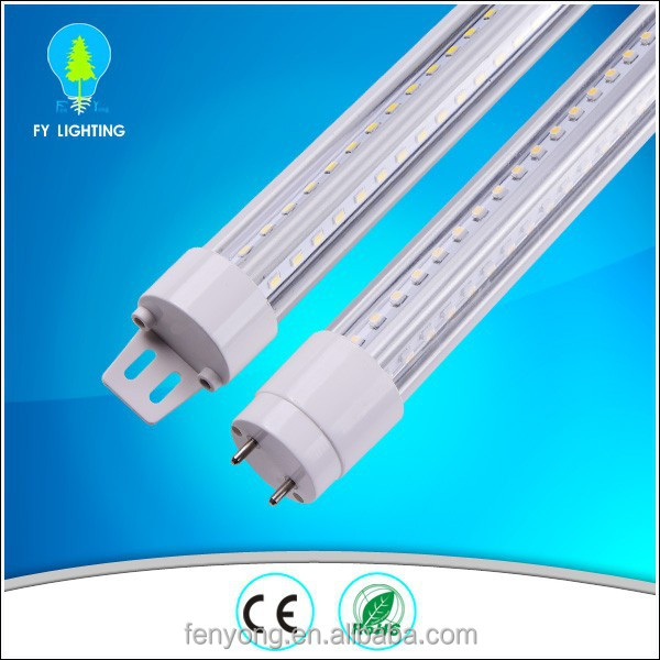 FY Lighting 4ft LED V shaped freezer tube light led cooler tube light UL/cUL CSA