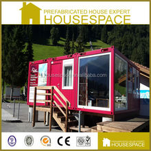 Well-designed Waterproof Export Container House