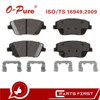 D1444-8595 Aftermarket Auto Parts Brake Pad for Hyundai Sonata