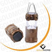 China High Quality emergency small ceiling 6 LED Solar outdoor lantern lights