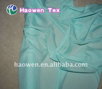 Synthetic taffeta fabric