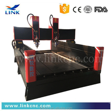 New designed factory supply stone cnc router for engraving marble/granite/wood/acrylic/glass