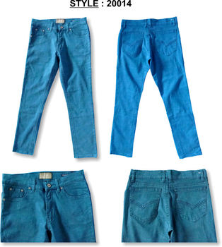 Basic and Fashion Jeans