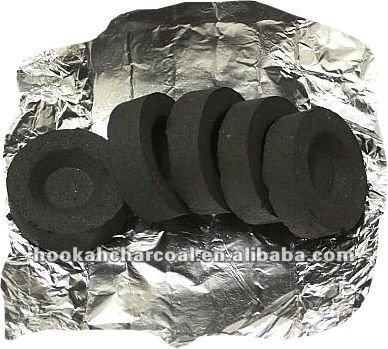 The BEST ONE OF SHISHA CHARCOAL 35mm WITH FOAVOUR