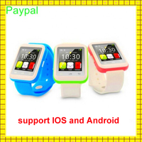 best gift Bluetooth dialing better than U8 wrist watch tv mobile phone