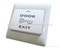 door exit button automatically restroration push release for access system nomal open signal