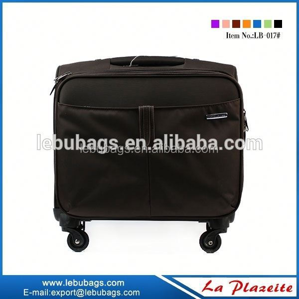 Waterproof business ladies laptop trolley bag