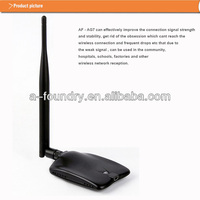 2.4G 802.11b/g 54Mbps high power long range realtek chipset wifi network usb data card support win8
